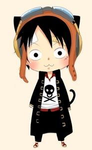 Monkey D. Luffy fond d'écran called Luffy