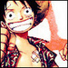 Luffy - one-piece icon