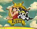 Luffy - one-piece wallpaper