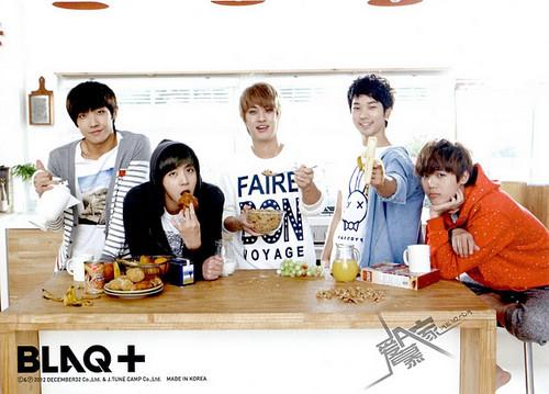 MBLAQ 2012 Season Greeting