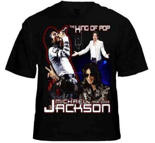 MJ camisa, camiseta
