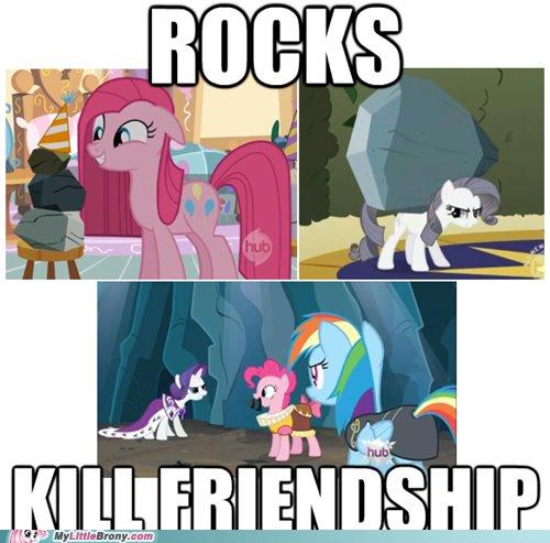 Rock kill friendship