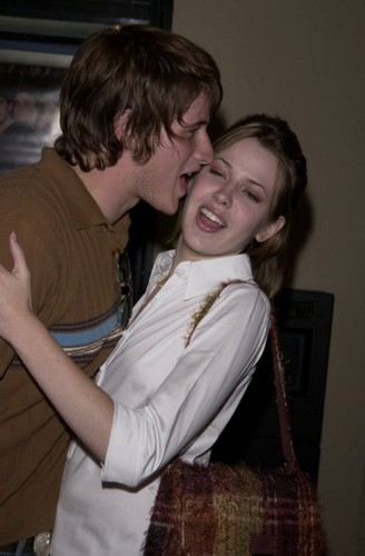 Majandra Delfino & Brendan Fehr (Love Them 2gther On Screen/off) Picture Perfect 100% Real ♥ - allsoppa Photo