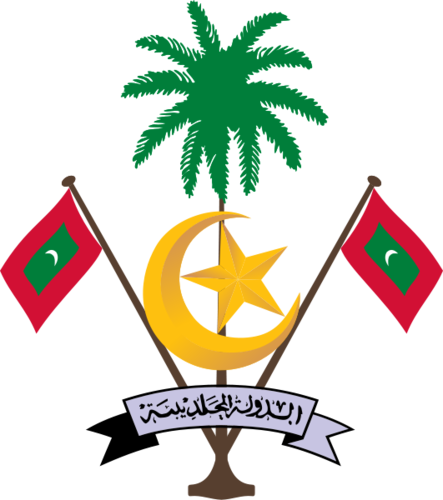 Maldives kot of Arms