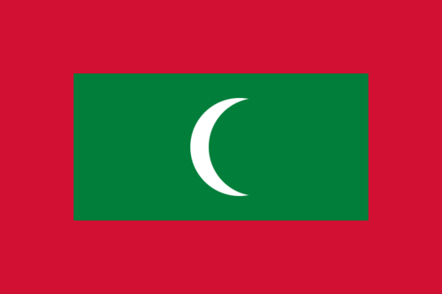 Maldives 바탕화면 entitled Maldives Flag