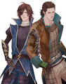 Masamune and Kojuuro - anime-guys photo