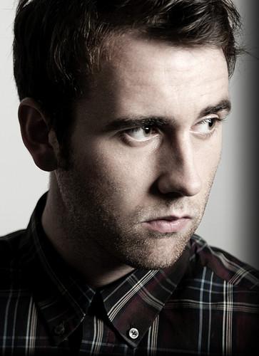 Matthew Lewis CV Official Site Promo shoot