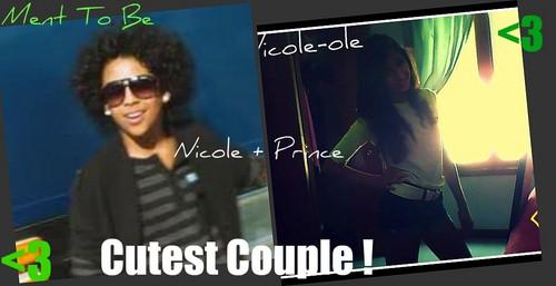 Me && Prince Cute Couple atau what ?