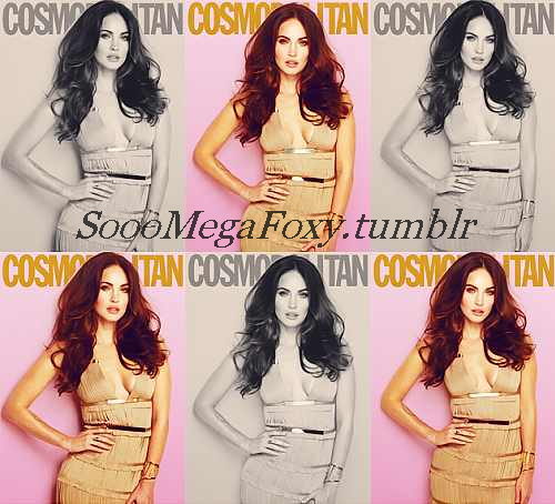 Megan on the اگلے Cosmopolitan Cover?