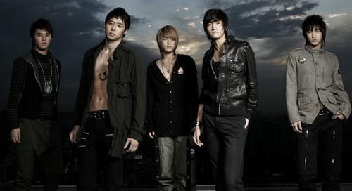 Members of DBSK