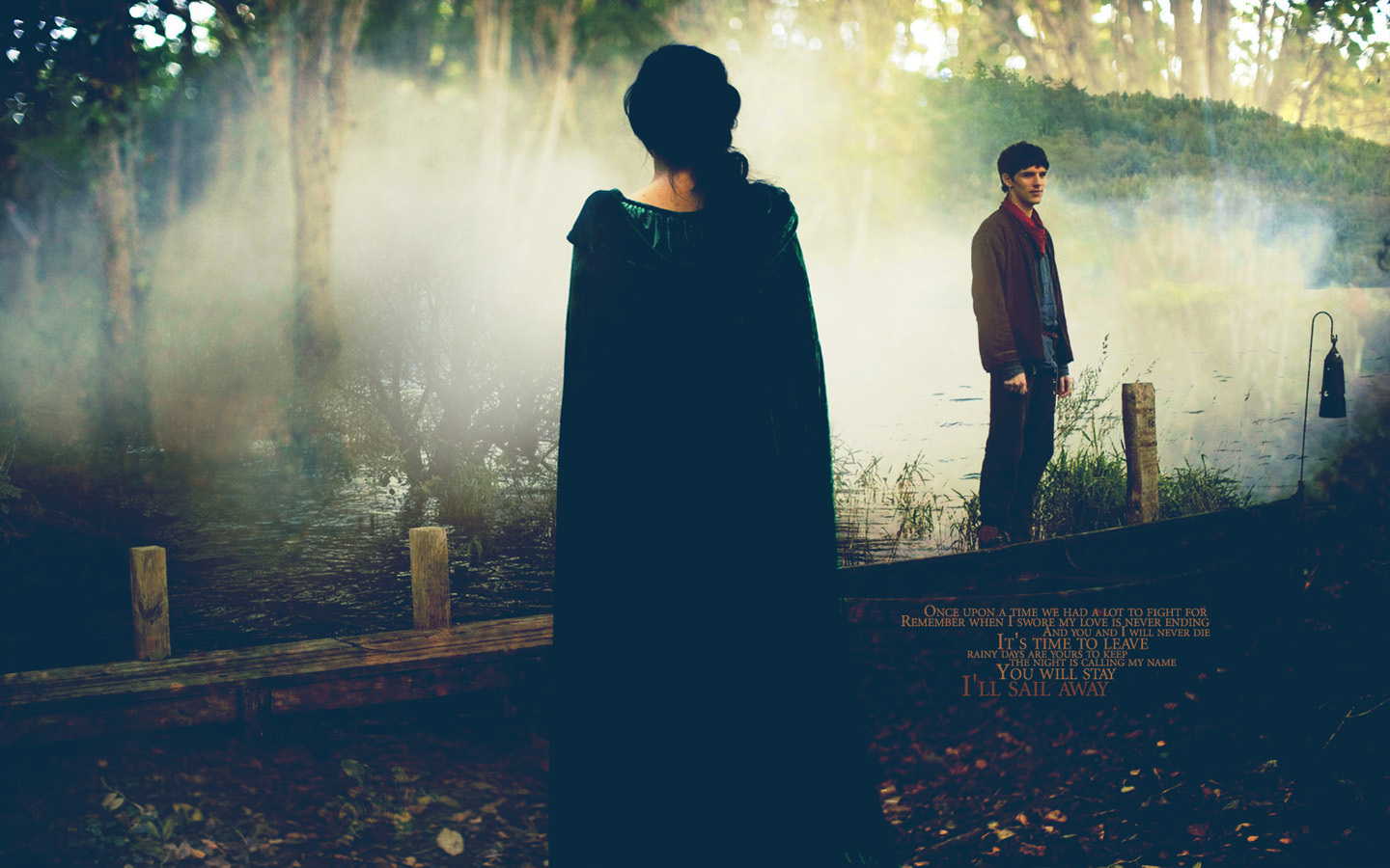 Merlin And Morgana Images Merlin Amp Morgana Hd Wallpaper