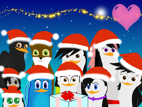 Merry Christmas! (= - fans-of-pom Fan Art