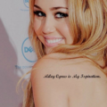 Miley-C-My-Idol