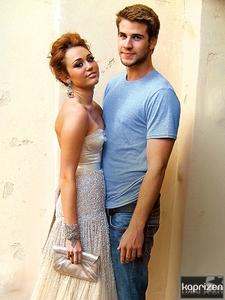 Miley! & Liam <3