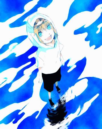 Minato Namikaze Hintergrund entitled Minato as a Kid >.<