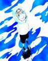 Minato as a Kid >.<