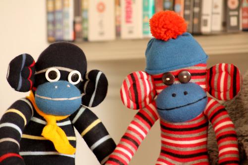 Monkeys! :D