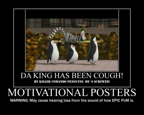Motivational Poster on Motivational Posters