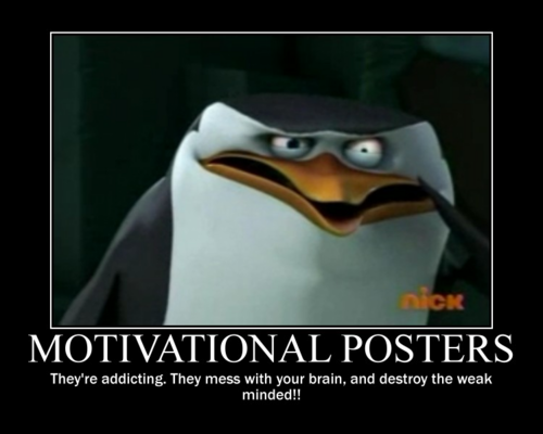 Motivational Posters