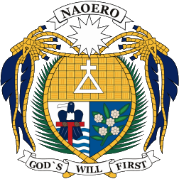 Nauru kot of Arms