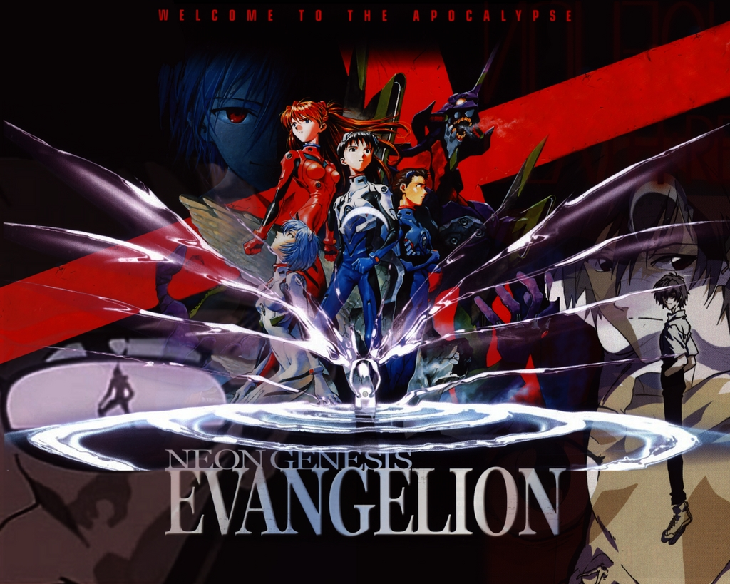 Recommended Animes And Mangas Images Neon Genesis Evangelion HD Wallpaper Background Photos