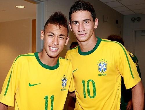 네이마르 Brazil