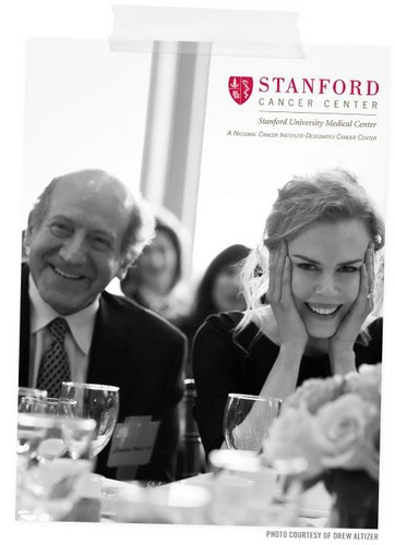 Nicole @ Stanford Cancer Center Event