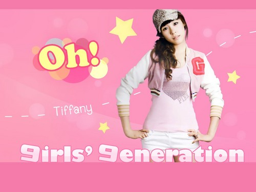 Girls Generation/SNSD images Oh! Tiffany Hwang...<3 HD wallpaper and background photos