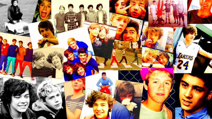 One Direction One Direction Collage