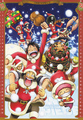 One Piece Weihnachten