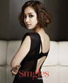 Park Minyoung for Singles - kpop photo