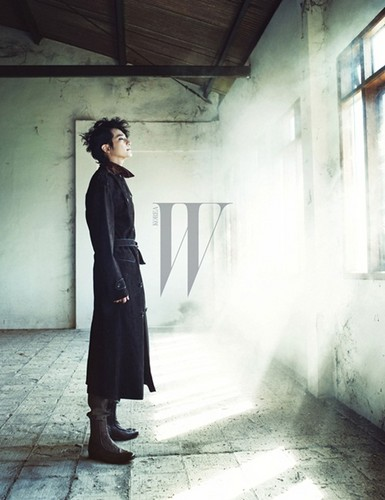 Park Shi Hoo for WKorea - kpop Photo