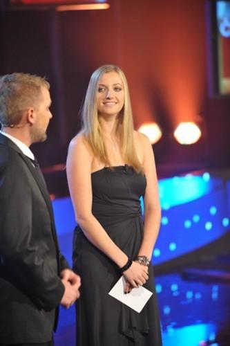 Petra Kvitova do not like  little guy