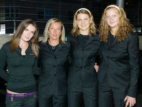 Petra Kvitova overweight...