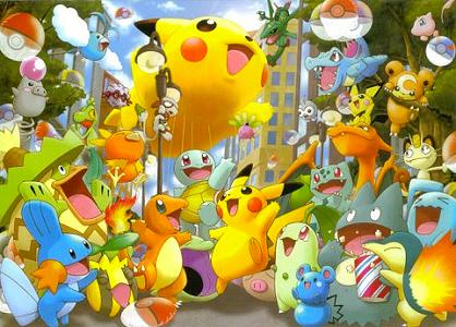 Pokémon Parade
