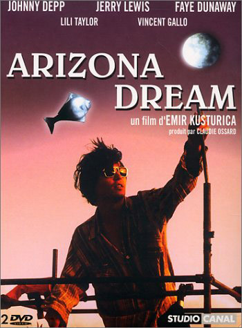 Arizona Dream Hintergrund probably with a sign and Anime called Poster