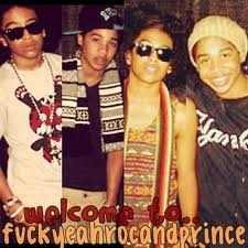 Princeton and Roc :)