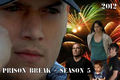 Prison Break - Season 5 - 2012 - michael-and-sara fan art