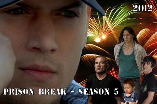 Prison Break - Season 5 - 2012