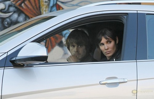 NCIS: Los Angeles Обои possibly with an automobile called Promotional Episode фото | Episode 3.12 - The Watchers