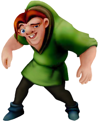 Quasimodo in Kingdom Hearts