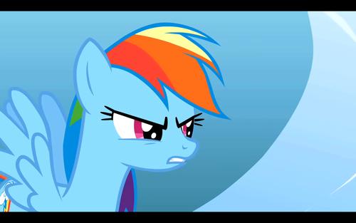 regenboog Dash achtergronden