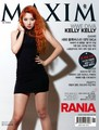Rania for Maxim - kpop photo
