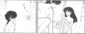 Ranma 1 2 manga scan ( akane tendo)