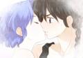 Ranma & Akane (Love) _ Doujinshi Art