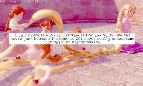 Rapunzel Confession