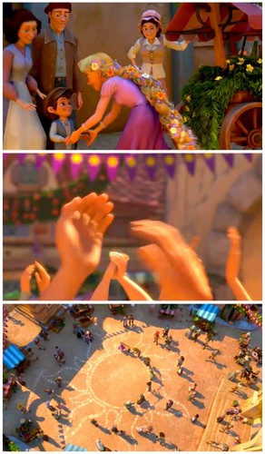 Rapunzel Dance ♥