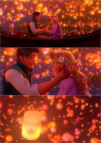 Rapunzel & Flynn ♥