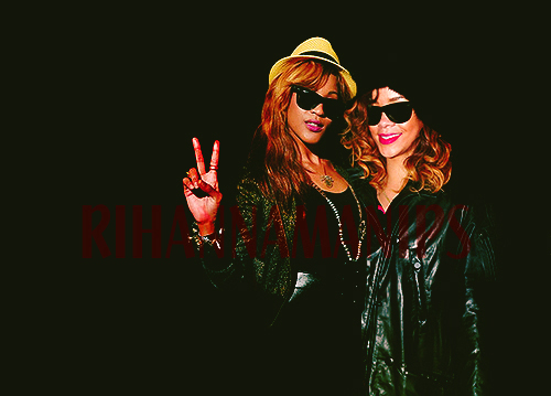 Рианна & Shontelle
