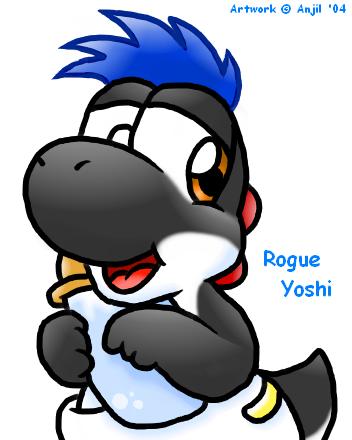 Rogue yoshi